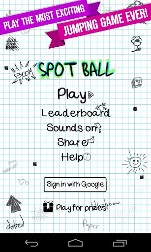 Spot Ball