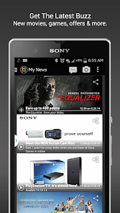 Sony Rewards- screenshot thumbnail