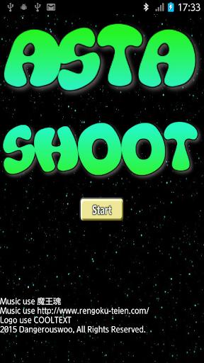 AstaShoot Space Shooter King