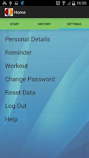 XT-Calorie screenshot