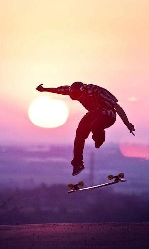 玩免費運動APP 下載スケートボードの壁紙 app不用錢 硬是要APP