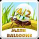 Math Balloons