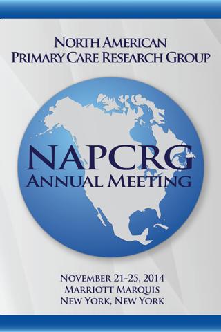 NAPCRG Annual Meeting 2014