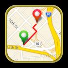 Buscador de ruta de conducción icon