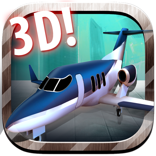街機App|3D Jet Parking Simulator LOGO-3C達人阿輝的APP