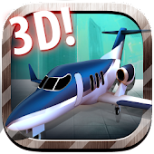 3D Jet Parking Simulator