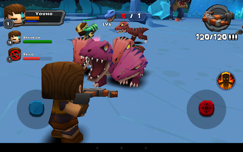 Call of Mini™ Dino Hunter Screenshot 19