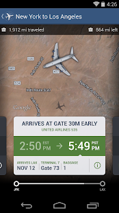FlightTrack 5- screenshot thumbnail