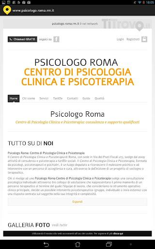 Psicologo Roma RM
