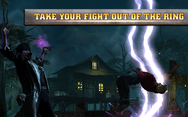 WWE Immortals - screenshot