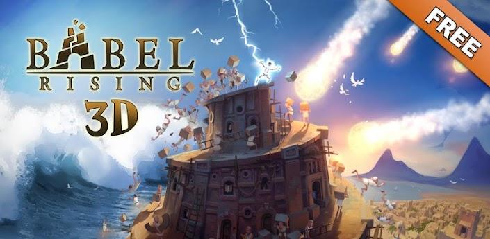 Babel Rising 3D!