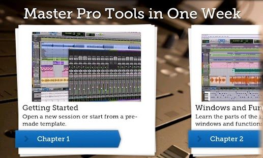 Master Pro Tools in One Week - screenshot thumbnail