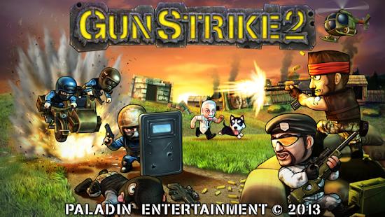 بازی نبرد سخت ۲ آلفا Gun Strike 2 Alpha v0.9.5