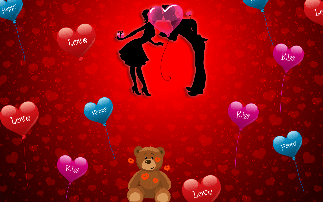 valentine day live wallpaper screenshot - Live Valentine Wallpaper