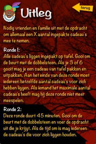 Sinterklaas Dobbelspel HD- screenshot