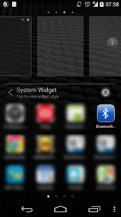 Bluetooth Toggle Widget- screenshot thumbnail