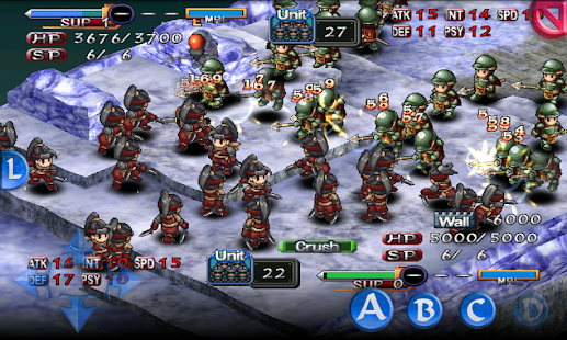 SRPG Generation of Chaos Screenshot 7