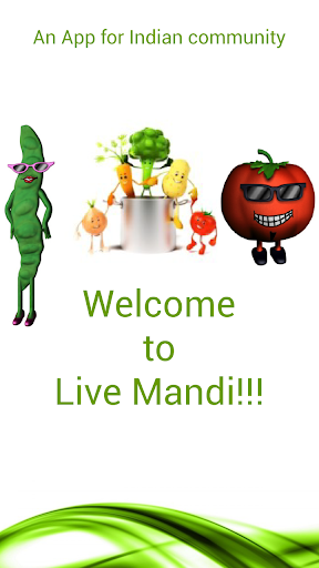 Live Mandi Prices