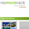NoMoreRack Daily Deals logo