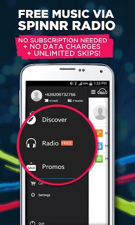 Spinnr Music 3.1.1 screenshot 237570