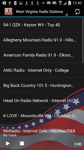 West Virginia Radio Stations