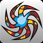 Drawn Galaxy LiveWallpaper icon