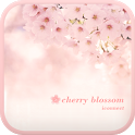 Cherry blossom go launcher icon