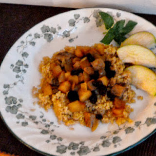 Pork Curry With Apples
