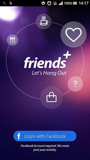 FRIENDS+