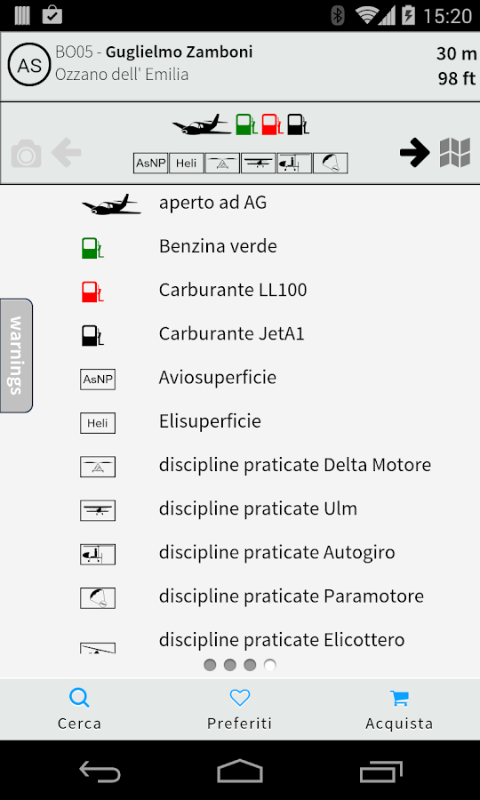 Avioportolano- screenshot