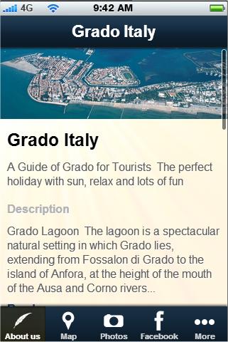 Grado Italy