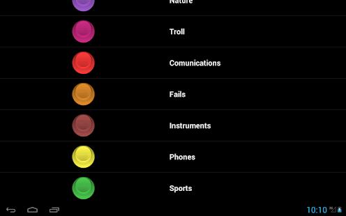 Notification Sounds- screenshot thumbnail