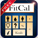 FitCal Fitness Calculators icon