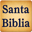 SANTA BIBLIA w/ Illustrations logo