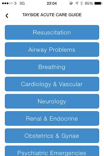Acute Care Guide
