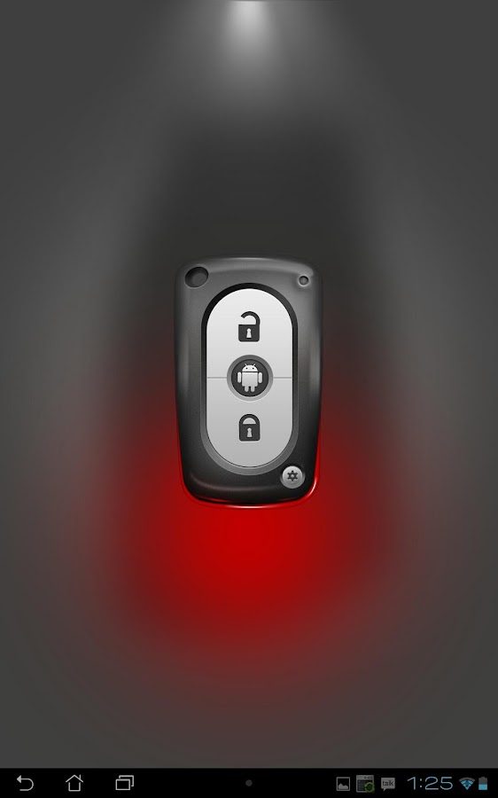Anti Theft Alarm Pro Motion- screenshot