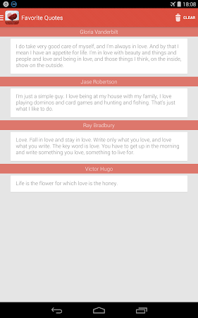 Love Quotes 2.10 screenshot 1113908