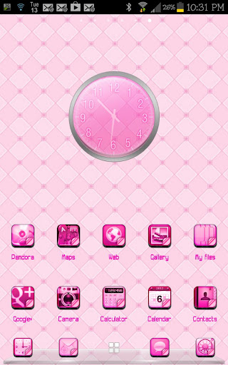 THEME - Resolution Pink