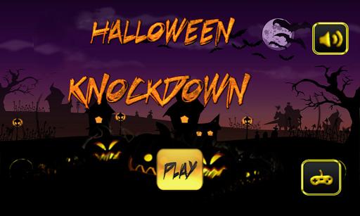 Pumpkin Knock Down