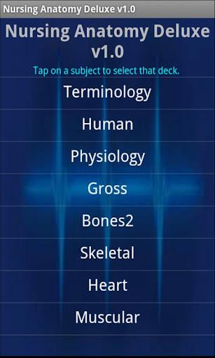 Nursing Anatomy Deluxe