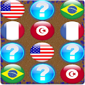 Flags Memory Game logo