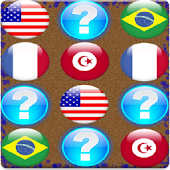 Flags Memory Game