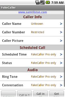 Fake Call - Android Apps on Google Play