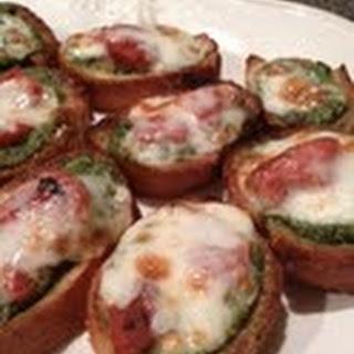 Caprese Crostini Recipe