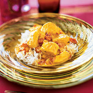 Beginner's Indian Curry.