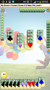 Poker Solitaire (Seven) - screenshot thumbnail
