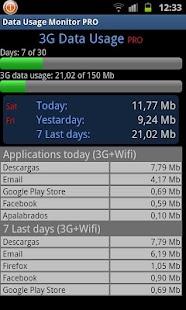 Data Usage Counter PRO