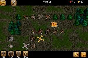 Screenshot of Syrmia Defense Lite