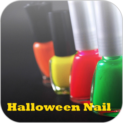 Halloween Nail Girls