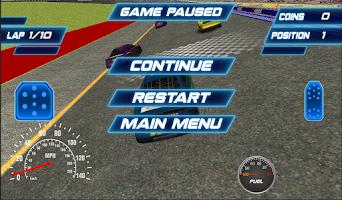 Screenshot of Car Drift 3D Racing track